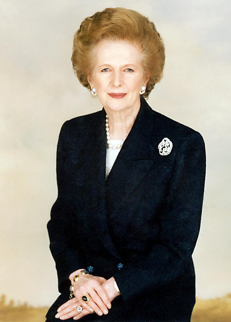 Margaret_Thatcher-736x1024 Margaret Thatcher: hierro de Marte y plomo de Saturno