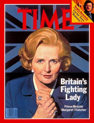 margaret-time Margaret Thatcher: hierro de Marte y plomo de Saturno