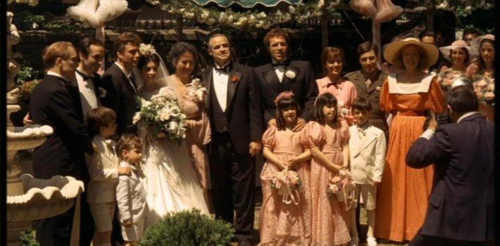 familia-corleone-matrimonio Cáncer