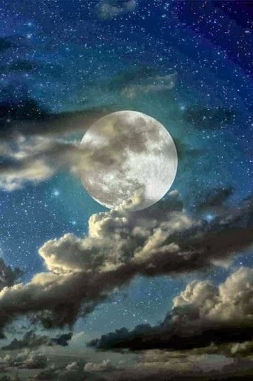 """Luna-llena_2 La """"súper"""" Luna llena del 10 de agosto"""